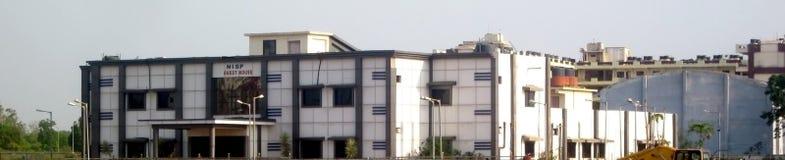 Офис NISP, знамя NMDC, Nagarnar-Индия Стоковое фото RF