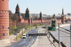 Офицеры армии русский маршировать армии Стоковая Фотография RF