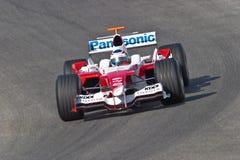 Официальная встреча Формула-1, 2005 Стоковое Фото