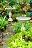 официально сад Стоковая Фотография