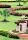 официально сад Стоковое Изображение