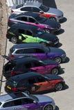 Официальные BMW Лондон 2012 олимпийский 5 серий. Стоковые Фотографии RF