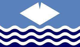 Официальный остров флага парламентера, Англии соединенное королевство бесплатная иллюстрация