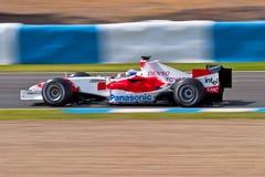 Официальная встреча Формула-1, 2005 Стоковые Изображения
