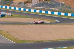 Официальная встреча Формула-1, 2005 Стоковые Фото