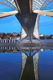 Официальное отверстие моста мира, Тбилиси, Georgia Стоковое Изображение RF