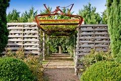 официально сады Стоковое Изображение