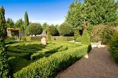 официально сады Стоковое фото RF