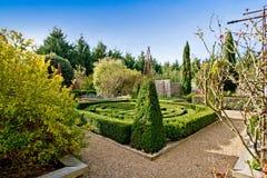 официально сады Стоковые Изображения