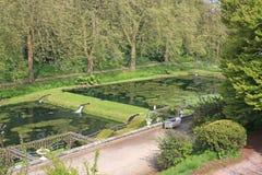 официально сад Стоковое Изображение RF