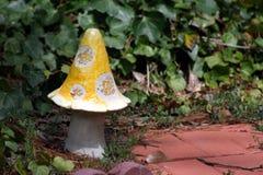 Оформление гриба Стоковая Фотография