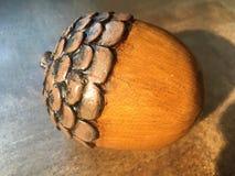 Оформление жолудя стоковое фото