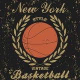 Оформление Нью-Йорка иллюстрация штока