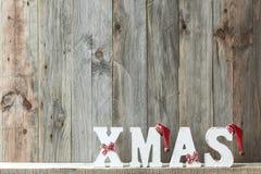 Оформление рождества домашнее стоковая фотография rf
