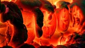 Оформление фестиваля лавы Стоковое Изображение