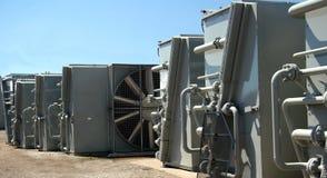 охладители промышленные Стоковая Фотография RF