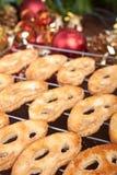 охладительная решетка печений рождества Стоковые Фото