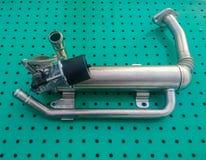Охладитель клапана EGR Стоковые Фотографии RF