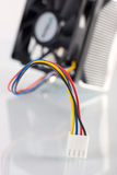 охладитель компьютера Стоковые Фотографии RF