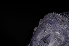 охладьте вне Современная духовность с буддизмом Серебряный бушель спать Стоковые Фотографии RF