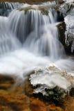 охладьте водопад стоковые изображения