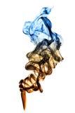 охлаждать постепенно дым стоковая фотография