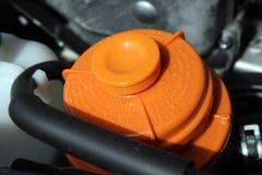 охлаждая бак жидкости крышки Стоковые Изображения RF