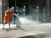 охлаждать вниз Стоковая Фотография RF