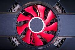 охладитель компьютера мощный Стоковая Фотография