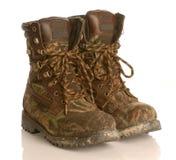 охотиться ботинок Стоковые Изображения RF