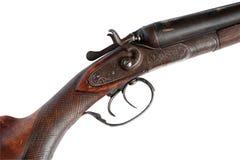 охотиться старое корокоствольное оружие Стоковые Изображения RF