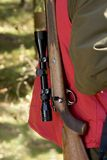 охотник лося Стоковое фото RF