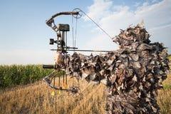Охотник смычка Стоковое фото RF