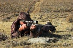 охотник Стоковая Фотография RF