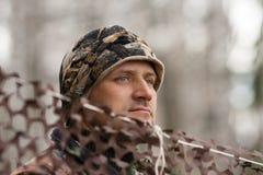 охотник Стоковое Изображение RF