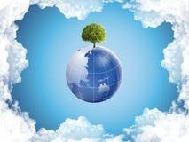 охрана окружающей среды Стоковая Фотография