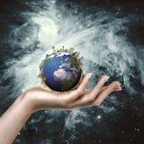 Охрана окружающей среды Стоковые Фото