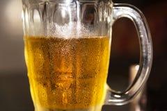 Охлаженное стекло пива Стоковое фото RF
