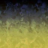Охладите покрашенную предпосылку абстрактного номера Стоковые Фотографии RF