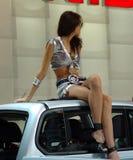 очарование девушки Стоковое Изображение RF