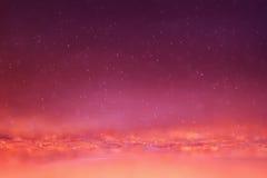 Очаровательное абстрактное фото воды макроса Стоковые Фото