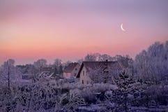 Очаровательный рассвет Стоковые Фотографии RF