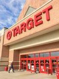 Очаруйте для того чтобы прицелиться розничный торговец второй по величине магазина уцененных товаров внутри Стоковое Изображение