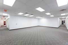 Очень большие размеры офиса Стоковое Фото