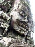 Статуи Angkor Thom Стоковые Изображения RF