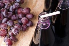 Очень вкусная жажда гася освежая сок виноградины Стоковое Изображение