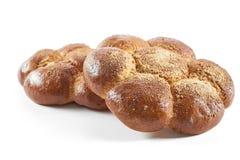 Очень вкусное сладостное печенье изолированное на белизне Стоковые Фотографии RF