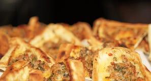 Очень вкусное турецкое pide стоковая фотография rf