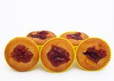 Очень вкусные булочки стоковое фото