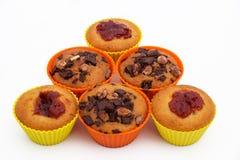 Очень вкусные булочки стоковые фотографии rf